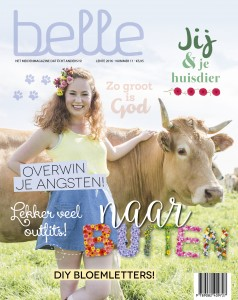Belle Magazine 11 cover def